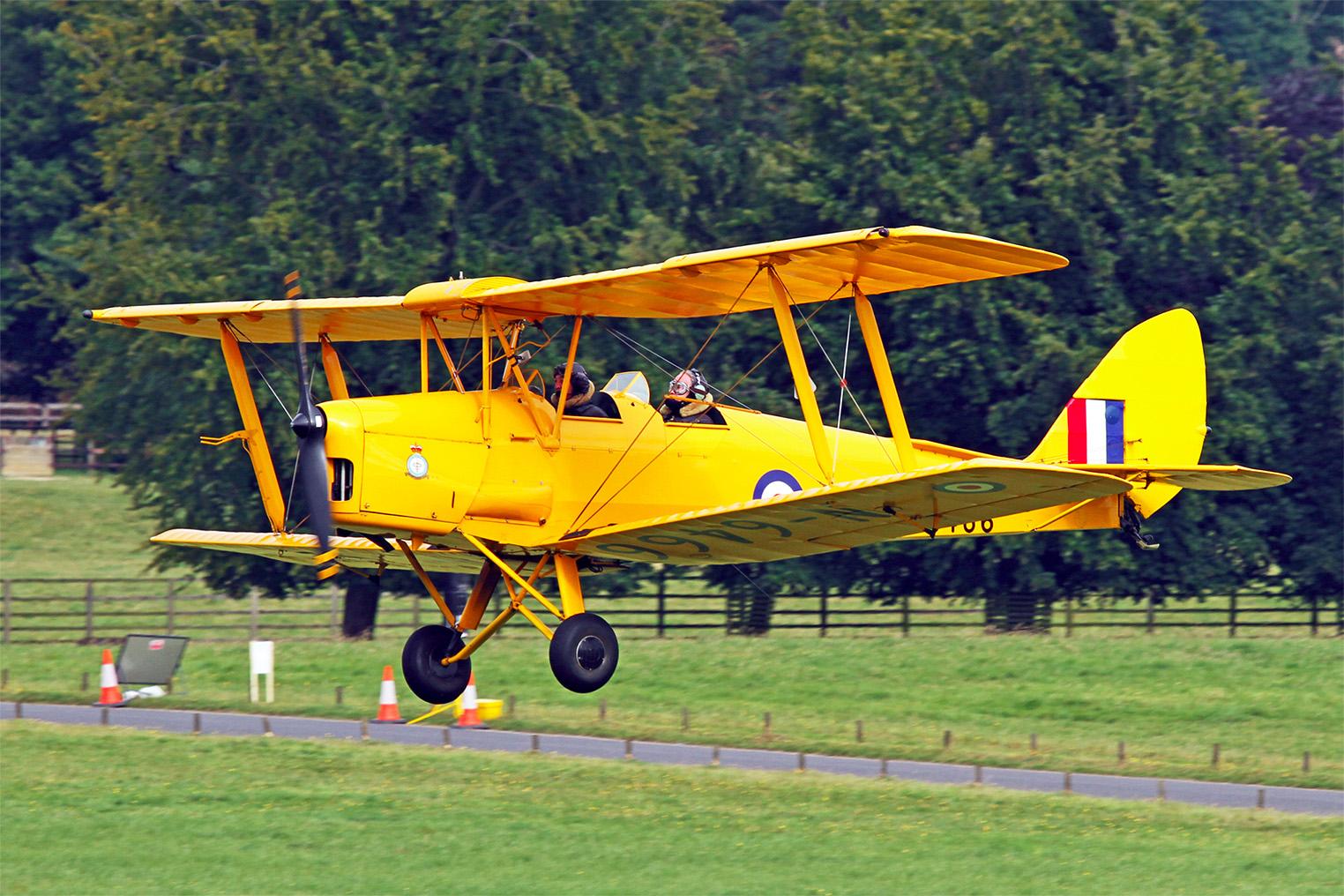 DH82A Tiger Moth