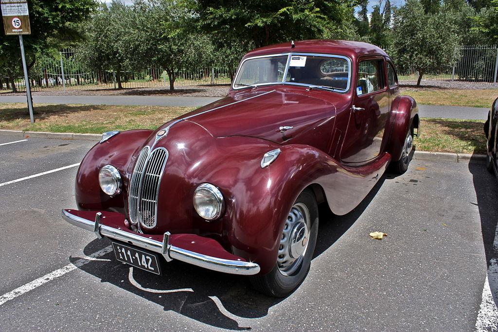 The famous Type 400 built 1946 – 1950