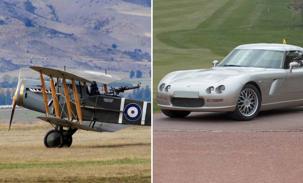 Bristol Fighter and Bristol V10s 'Fighter'