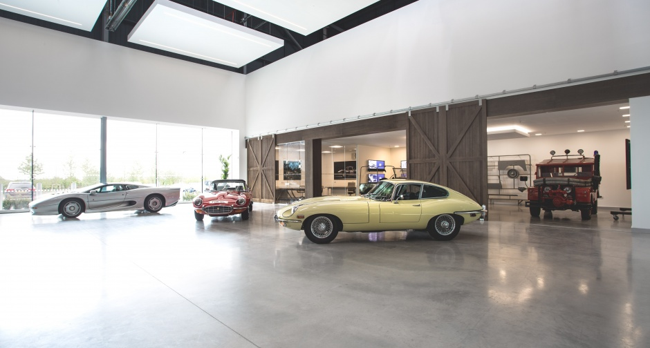 Jaguar E types