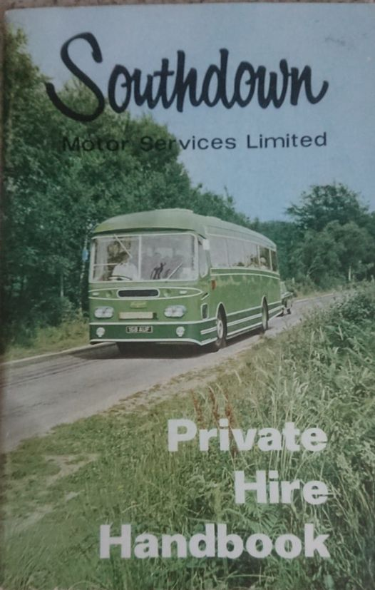 1965 Private Hire Handbook