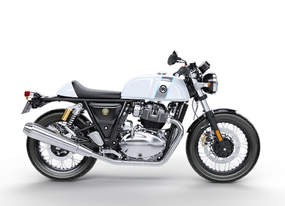 Eicher Group's Royal Enfield Continental GT 650