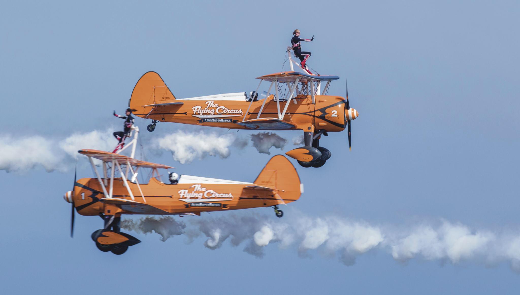 English Riviera Airshow