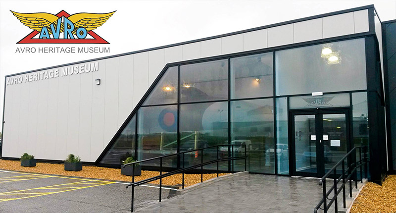 Avro Heritage Museum's new building